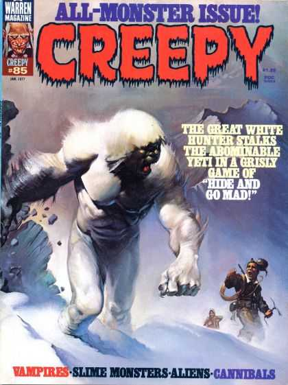 Creepy 85 - Find Me Lose Your Mind - Stalker Goes Insane - Not Your Fathers Hide And Seek - Imbalanced Find - If You Find Me You Lose