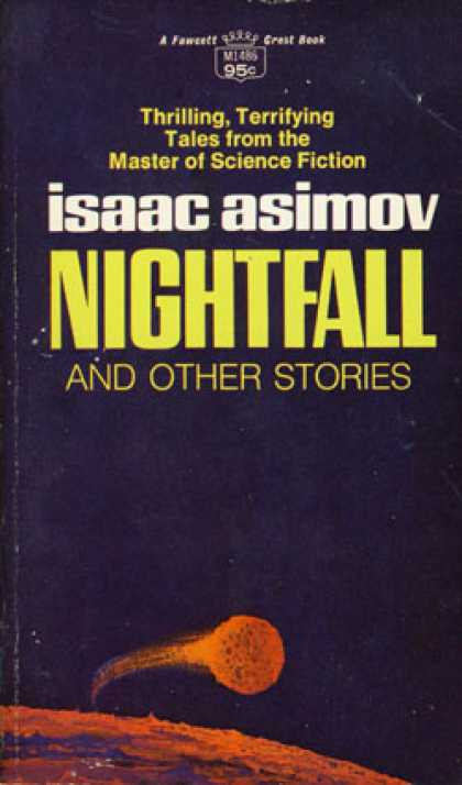 Crest Books - Nightfall and Other Stories