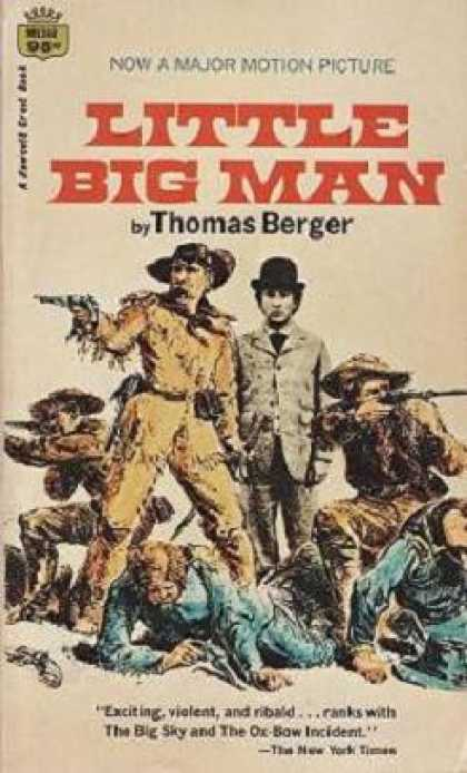 Crest Books - Little Big Man
