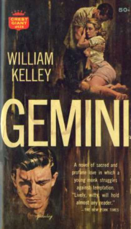 Crest Books - Gemini - William Kelley