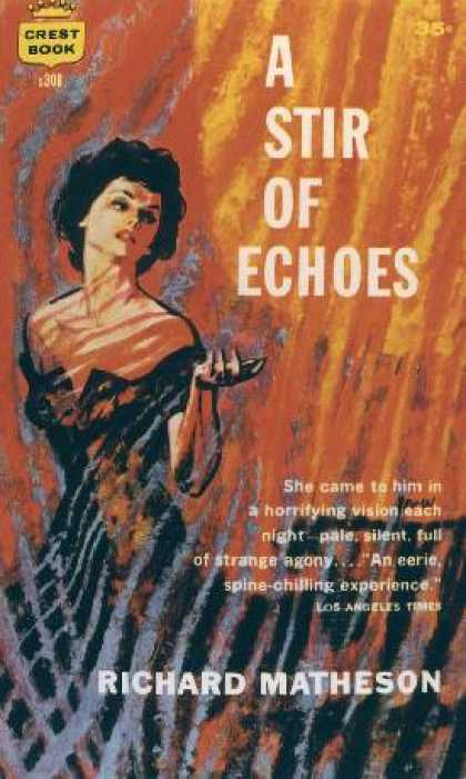 Crest Books - A Stir of Echoes - Richard Matheson