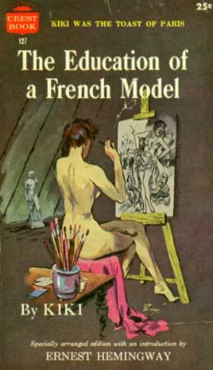 Crest Books - The Education of a French Model - Kiki