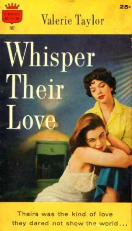 Crest Books - Whisper Their Love - Valerie Taylor