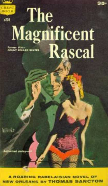 Crest Books - The Magnificent Rascal