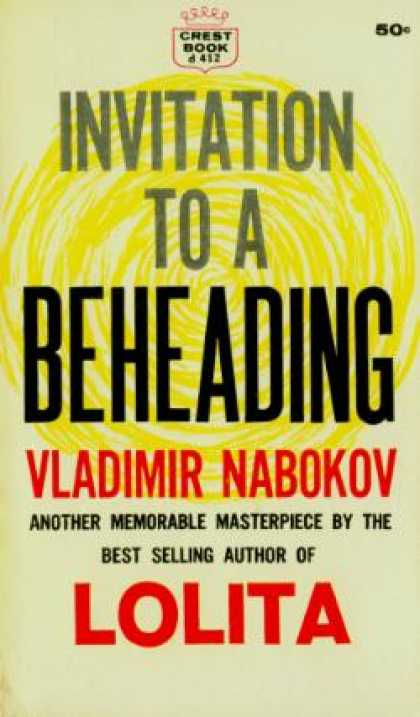 Crest Books - Invitation To a Beheading - Vladimir Nabokov