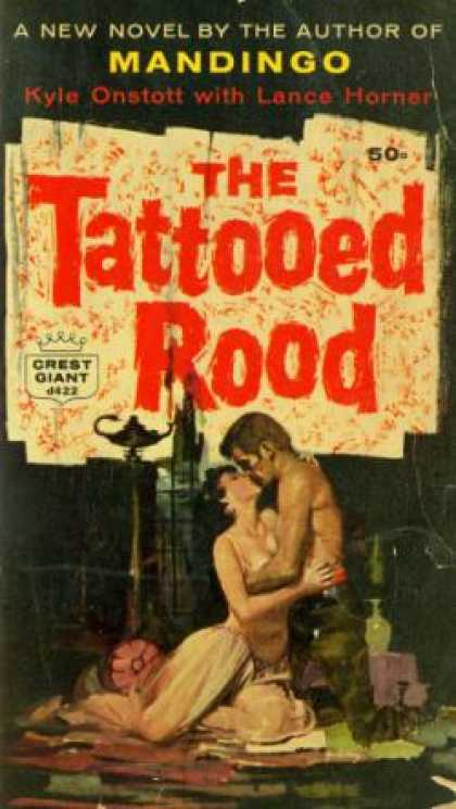Crest Books - The Tattooed Rood - Kyle Onstott