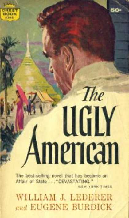 Crest Books - The Ugly American - William J. Lederer