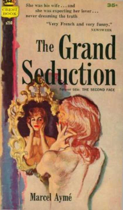 Crest Books - The Grand Seduction - Marcel Ayme