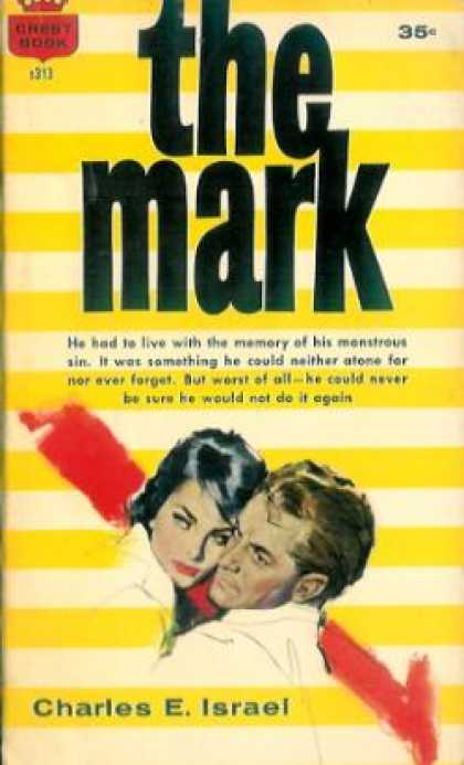 Crest Books - The Mark - Charles E. Israel