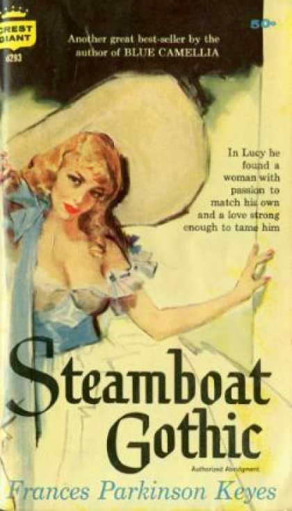 Crest Books - Steamboat Gothic