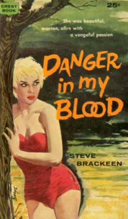 Crest Books - Danger In My Blood