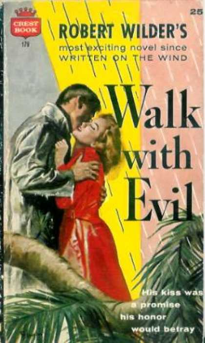 Crest Books - Walk With Evil - Robert Wilder