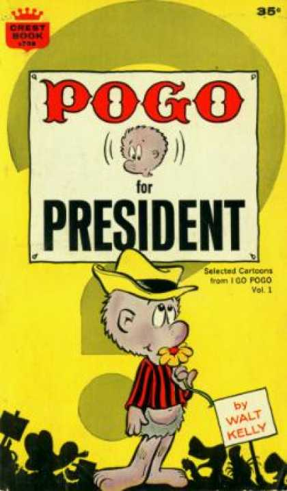 Crest Books - Pogo for President