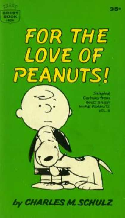 Crest Books - For the Love of Peanuts!