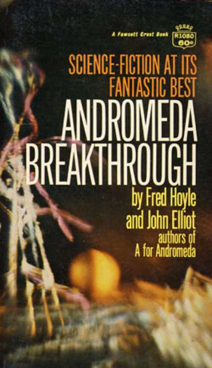 Crest Books - Andromeda Breakthrough - Sir Fred Hoyle
