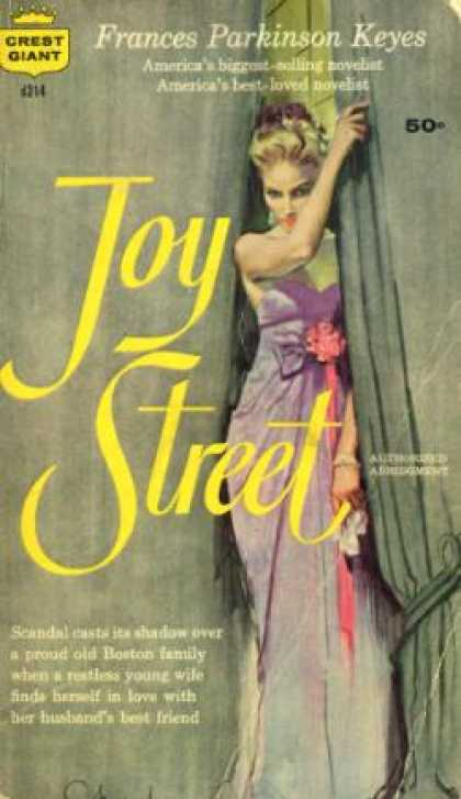 Crest Books - Toy Street - Frances Parkinson Keyes