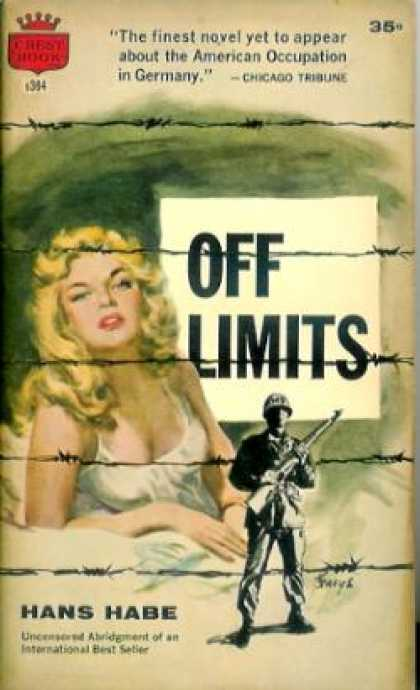 Crest Books - Off Limits
