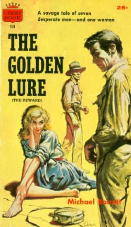 Crest Books - The Golden Lure