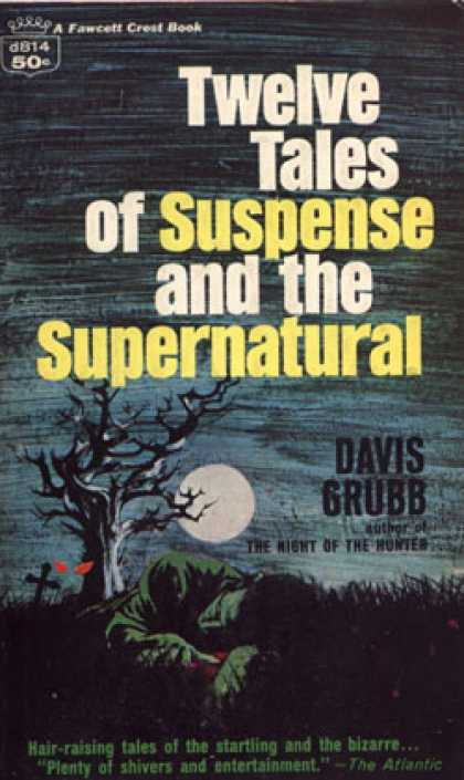 Crest Books - 12 Stories of Suspense and the Supernatural