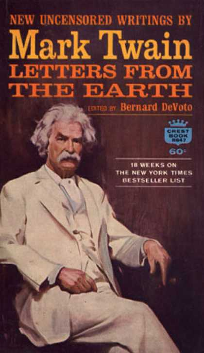 Crest Books - Letters From the Earth - Mark Twain