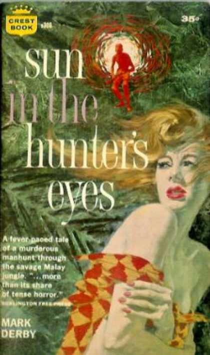 Crest Books - Sun in the hunter's eyes - Mark Derby
