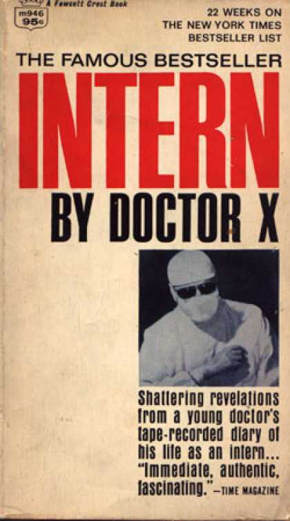 Crest Books - Intern - Doctor X