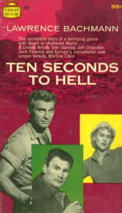 Crest Books - Ten Seconds To Hell - Lawrence Bachmann