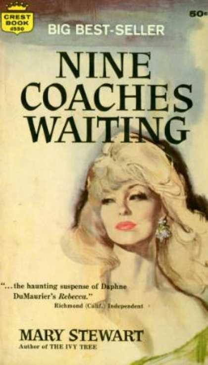 Crest Books - Nine Coaches Waiting