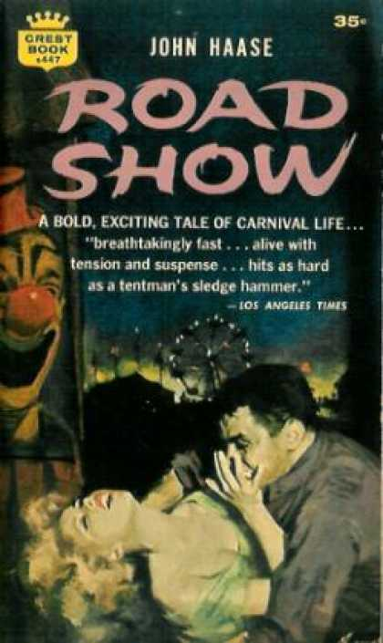 Crest Books - Road Show ~ a Bold Exciting Tale of Carnival Life