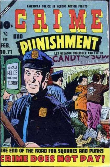 Crime and Punishment 71