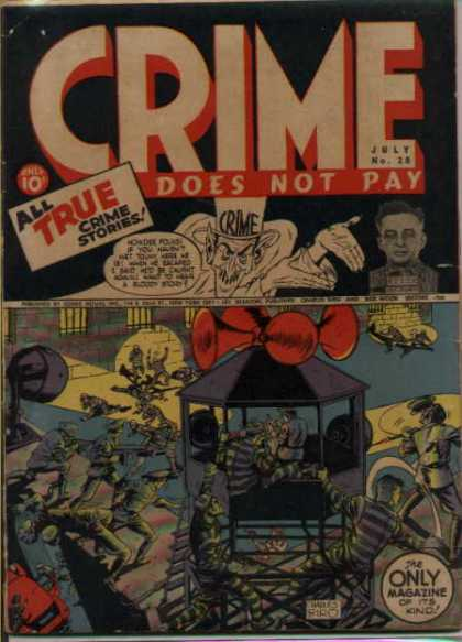 Crime Does Not Pay 28