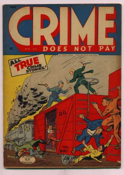 Crime Does Not Pay 37
