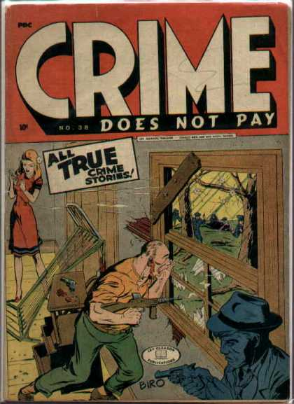 Crime Does Not Pay 38