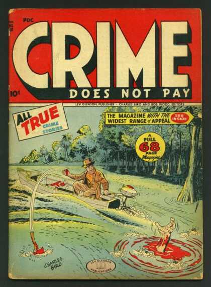 Crime Does Not Pay 48