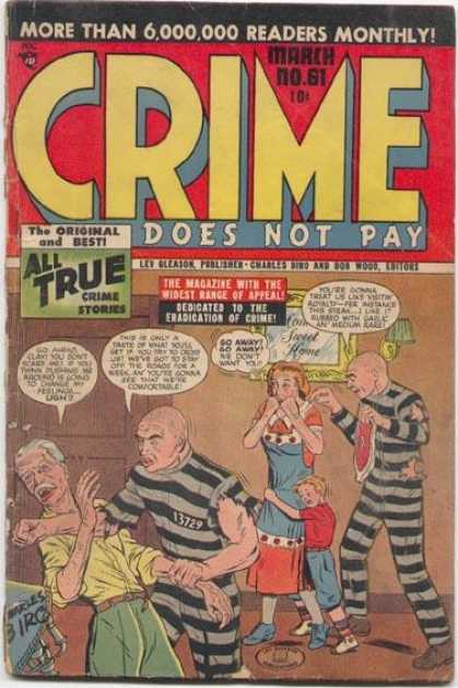 Crime Does Not Pay 61
