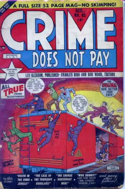 Crime Does Not Pay 82