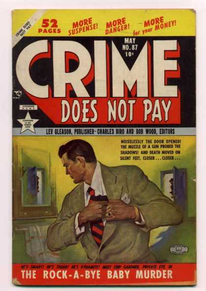 Crime Does Not Pay 87