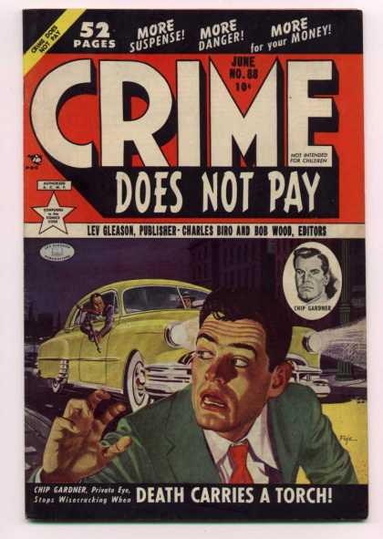 Crime Does Not Pay 88