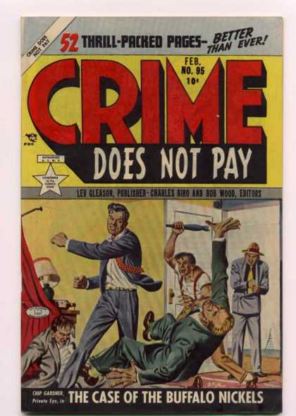 Crime Does Not Pay 95