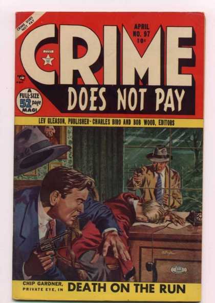 Crime Does Not Pay 97