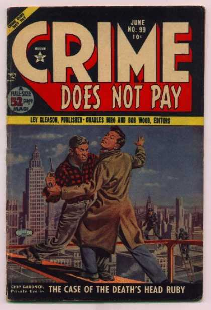 Crime Does Not Pay 99