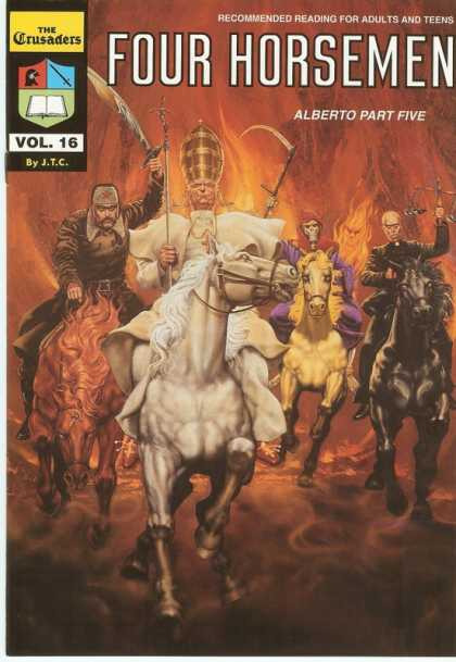 Crusaders - Four Horsemen
