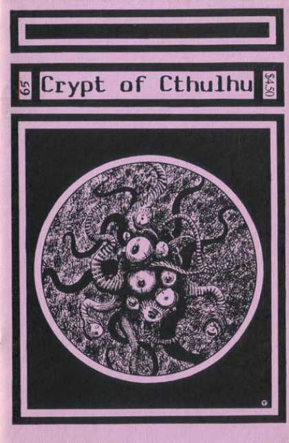 Crypt of Cthulhu - 5/1989