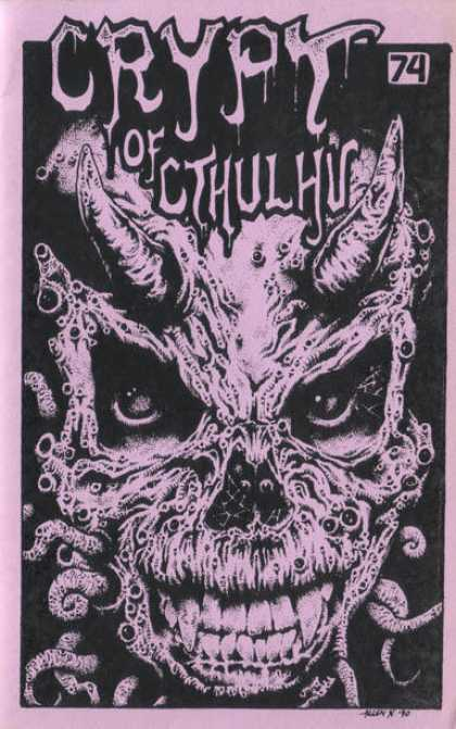 Crypt of Cthulhu - 4/1990