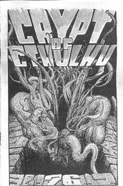 Crypt of Cthulhu - 6/1990