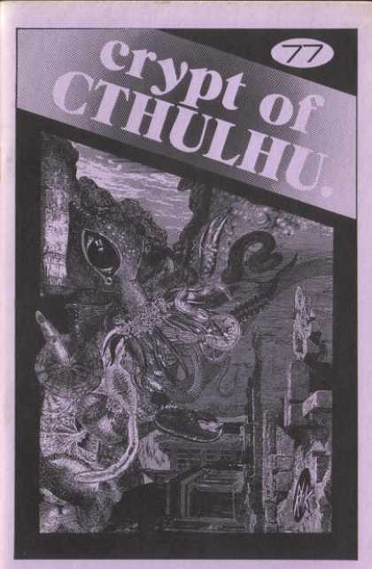 Crypt of Cthulhu - 1991