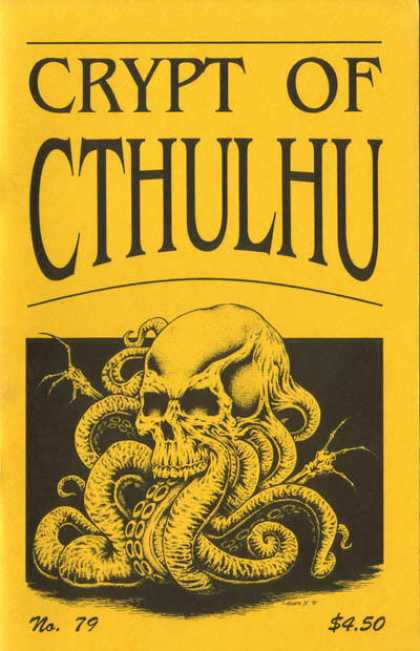 Crypt of Cthulhu - 9/1991