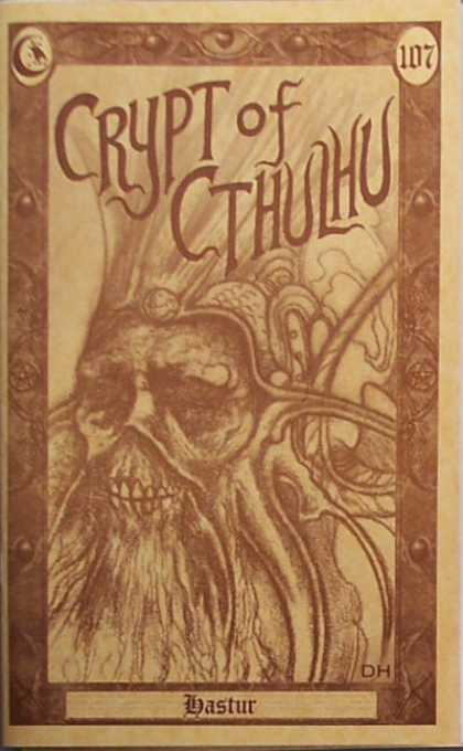 Crypt of Cthulhu - 7/2001