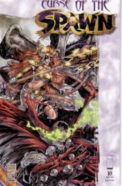 Curse of the Spawn 10