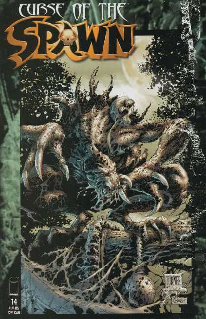 Curse of the Spawn 14 - Spawn - Turner - 14